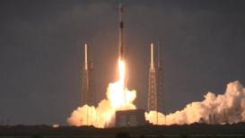 EE.UU.: SpaceX pone gratuitamente en órbita satélite Israelí AMOS-17