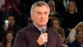 Argentina: Macri cierra entre lágrimas la campaña a las primarias