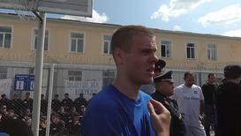 """Россия: """"Каждый день хорош"""". Мамаев и Кокорин выиграли матч в тюрьме и поделились размышлениями о жизни"""
