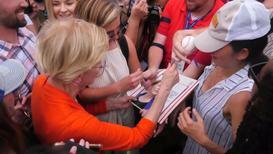 USA: Democrat Warren likens NRA political influence to 'corruption'