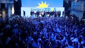 Argentina: Alberto Fernández celebra su triunfo en las elecciones primarias