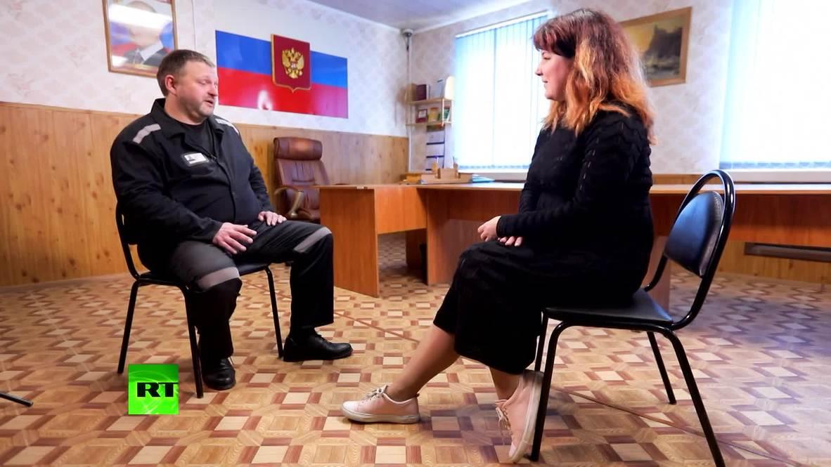 Россия: Белых о работе в ИК, о власти и мести *ЭКСКЛЮЗИВ* *ПАРТНЕРСКИЙ КОНТЕНТ*