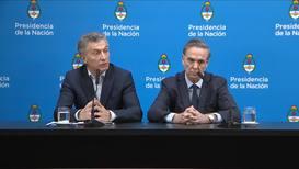 Argentina: Macri responsabiliza al kirchnerismo de la caída de los mercados