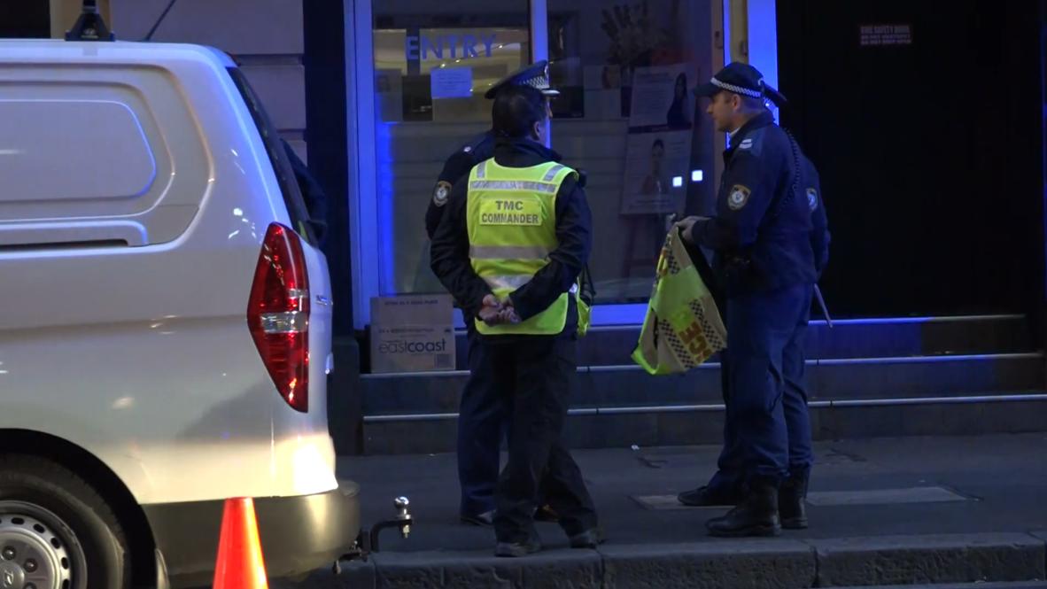 Australia: Policía investiga los ataques con cuchillo en Sídney