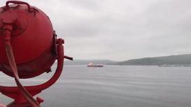 Россия: Десятки школьников отправились на Северный полюс в честь юбилея Атомного ледокольного флота