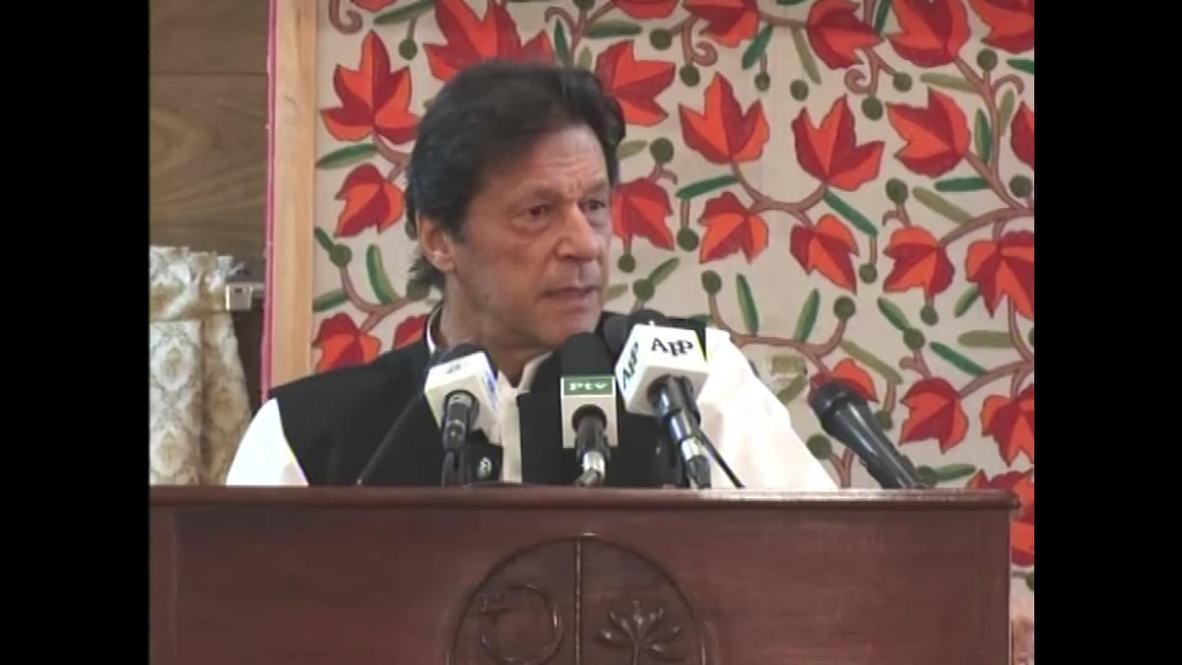 Pakistan: PM Khan warns Modi - 'Pakistan's army is prepared'