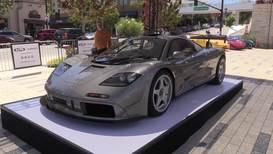 EE.UU.: Un singular McLaren F1 será subastado en la Semana del Automóvil de Monterrey