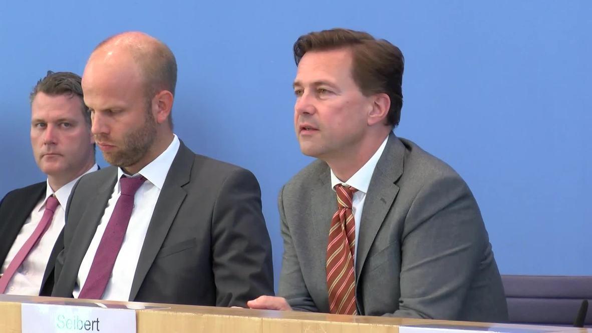 Alemania: 'Espantosa' emergencia amazónica 'debe estar' en la agenda del G7 - Portavoz del Min. Ext.