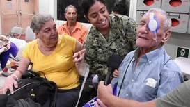 Colombia: Barco hospital estadounidense se encuentra en su quinta misión médica en Santa Marta