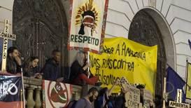 Brazil: Hundreds denounce Bolsonaro in Rio over Amazon wildfires