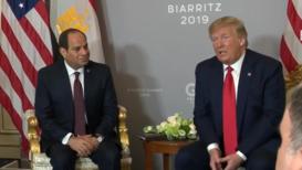 France: Trump hopeful of completing Israeli-Palestinian peace deal