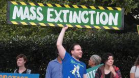 USA: Environmentalists picket Brazilian embassy over Amazon fires