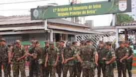 Brasil: Despliegan una brigada del ejército para combatir los incendios en la selva amazónica