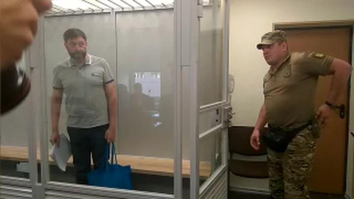 Украина: Прокуроры в суде Киева не против смягчить меру пресечения Вышинскому на личное обязательство