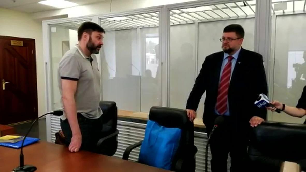 """Украина: """"Обоснованное и справедливое"""". Вышинский прокомментировал решение суда"""