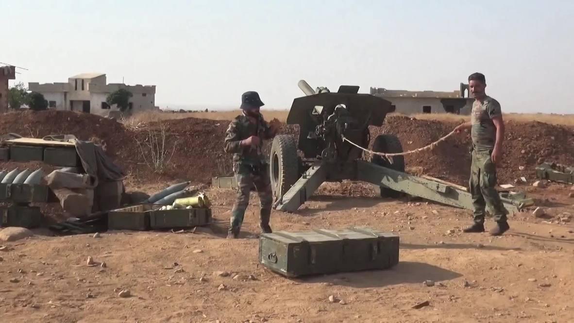 Syria: SAA regains control of al-Tamanah town in southern Idlib