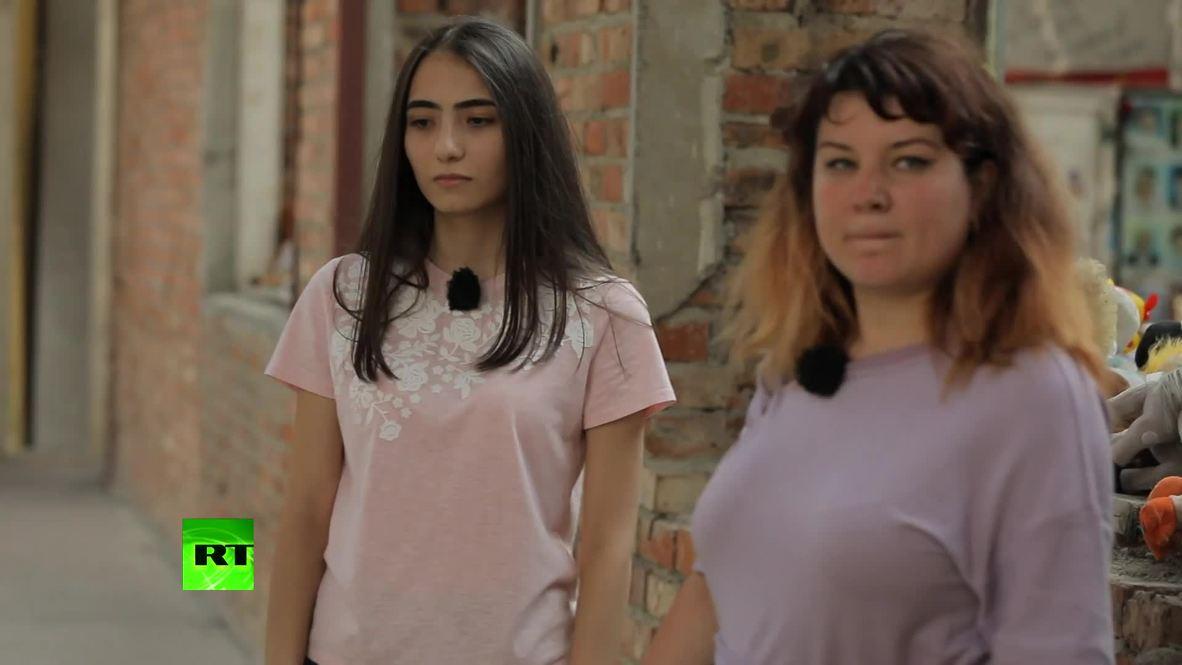 Russia: Beslan survivors recount living through their pain 15 years after massacre *PARTNER CONTENT*