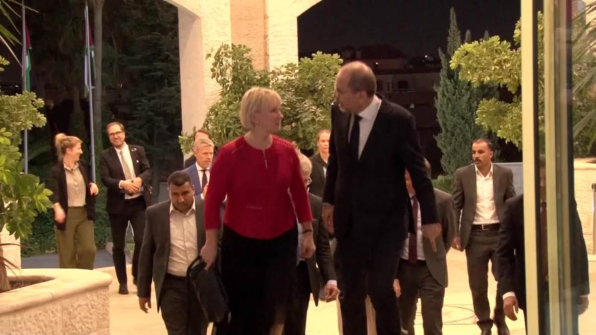 Jordan: Yemen at centre of Swedish-Jordanian talks