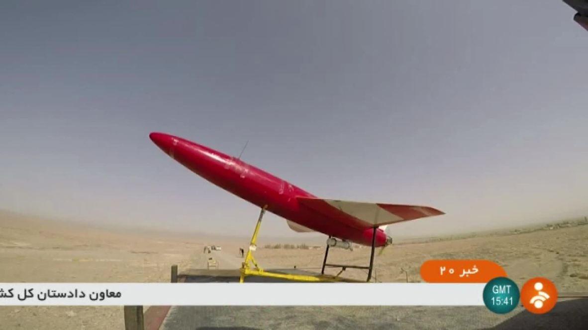 Iran: Tehran unveils high-precision 'Kian' drone