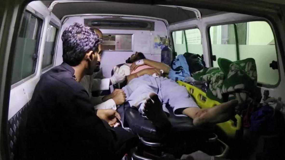 Afganistán: Talibanes se adjudican atentado con coche bomba que mata al menos a cinco personas en Kabul
