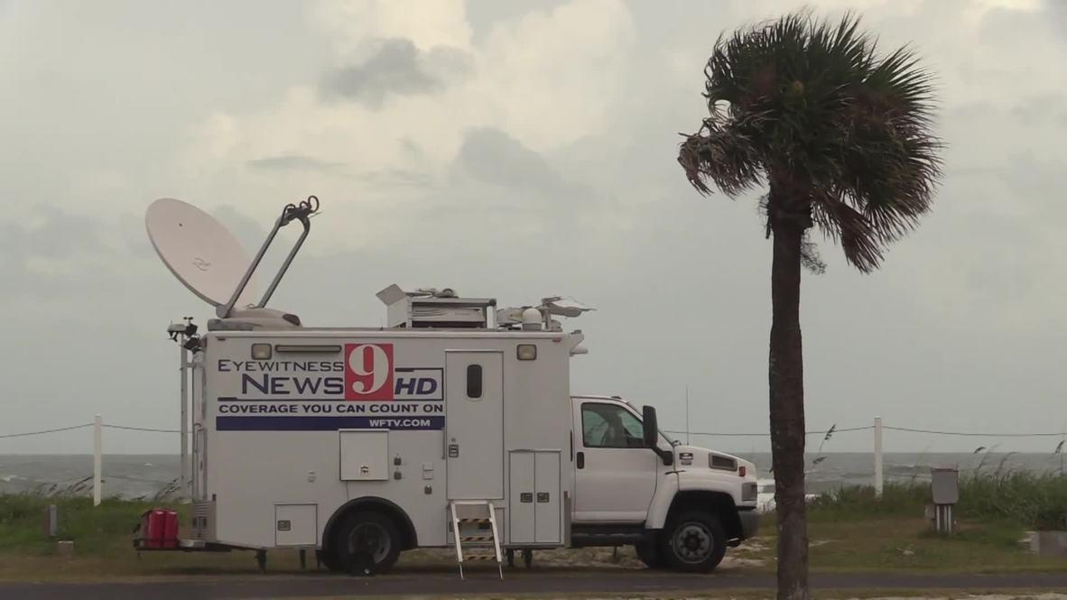 EE.UU.: Florida espera la llegada de la segunda tormenta más fuerte jamás ocurrida en el Atlántico
