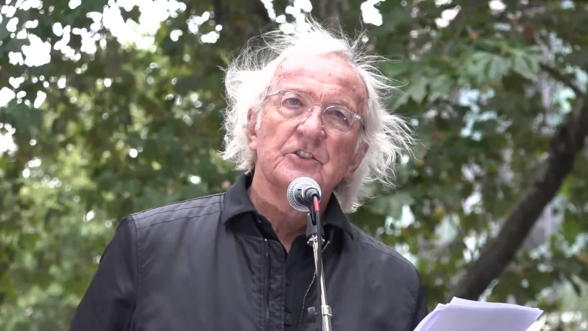 UK: Journalist Pilger slams London's 'dictatorship' over treatment of Assange