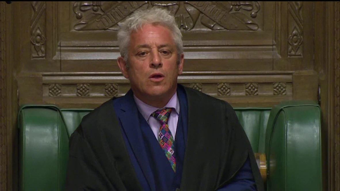 Reino Unido: Primer ministro pierde una votación clave sobre el Brexit