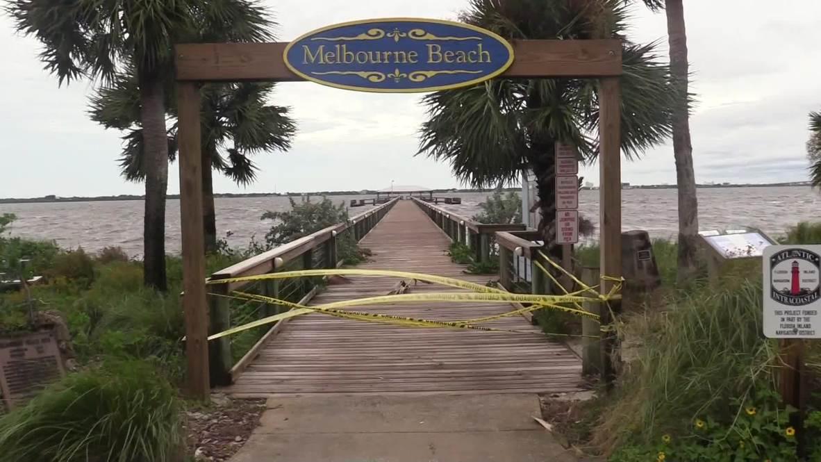 EE.UU.: La costa de Florida vuelve a a normalidad tras el paso de Dorian