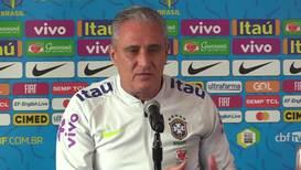 USA: Neymar to return for Brazil-Colombia clash - Tite