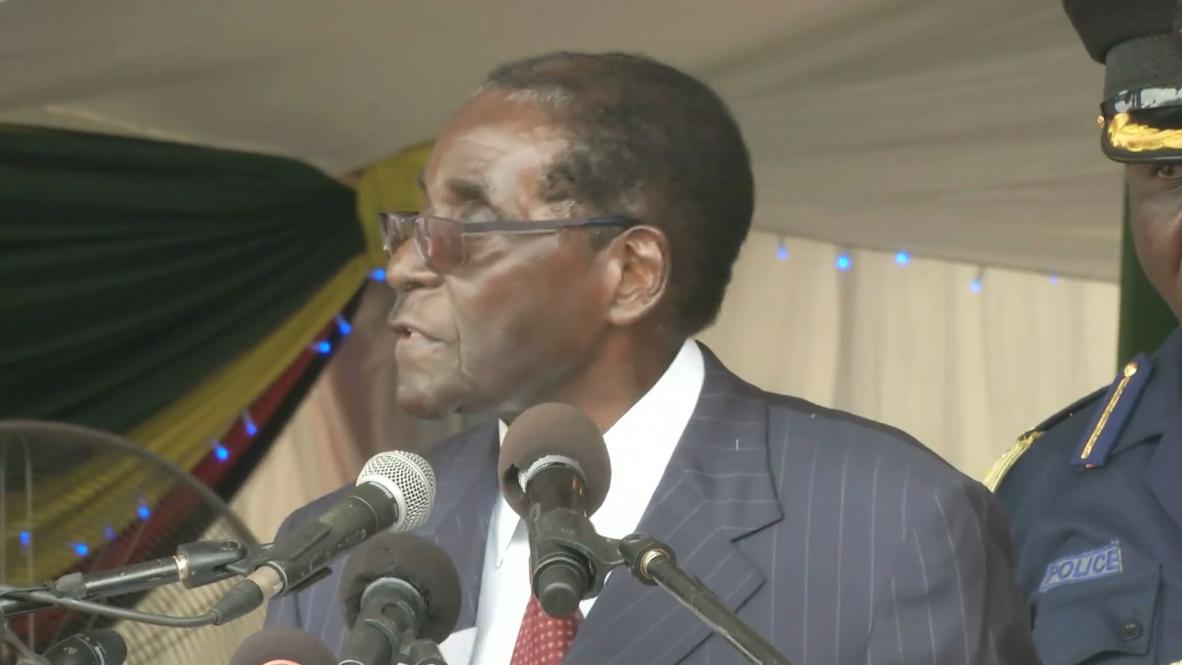 Zimbabwe: Hero of African independence struggle Mugabe dies aged 95 *ARCHIVE*