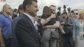 """Украина: """"В ходе нашего диалога мы договорились о проведении первого этапа по возвращению наших пленных"""" - Зеленский о разговоре с Путиным"""