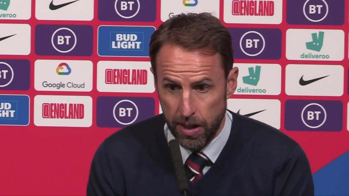 Reino Unido: Southgate llena de elogios a Sterling luego del triunfo 4-0 ante Bulgaria