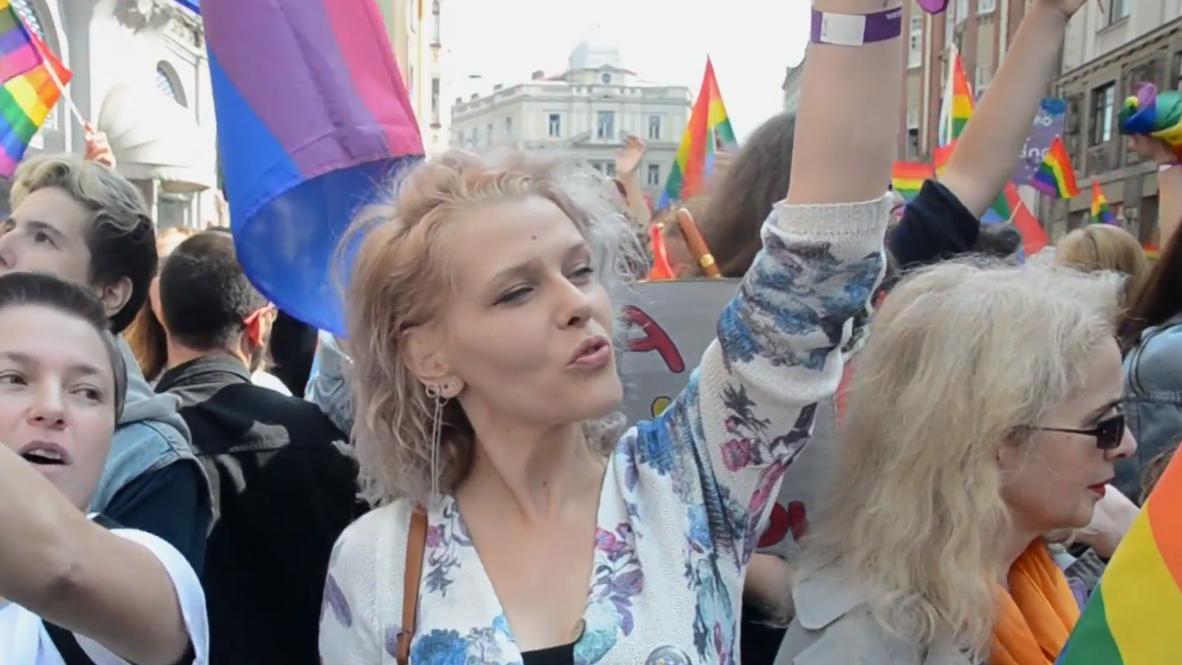Bosnia and Herzegovina: Sarajevo hosts first-ever pride parade