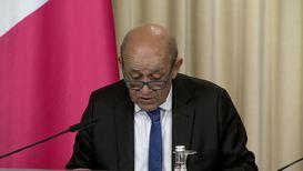 Россия: Глава МИД Франции заявил о стремлении снизить уровень недоверия между Москвой и Брюсселем