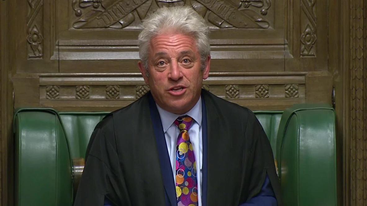 Reino Unido: Diputados bloquean el segundo intento de Johnson de elecciones anticipadas