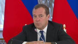 """Россия: """"На нуле"""" –  Медведев об отношениях между Москвой и Брюсселем"""