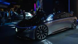 Alemania: Mercedes-Benz y BMW revelan conceptos futuristas en el Salón del Automóvil de Frankfurt