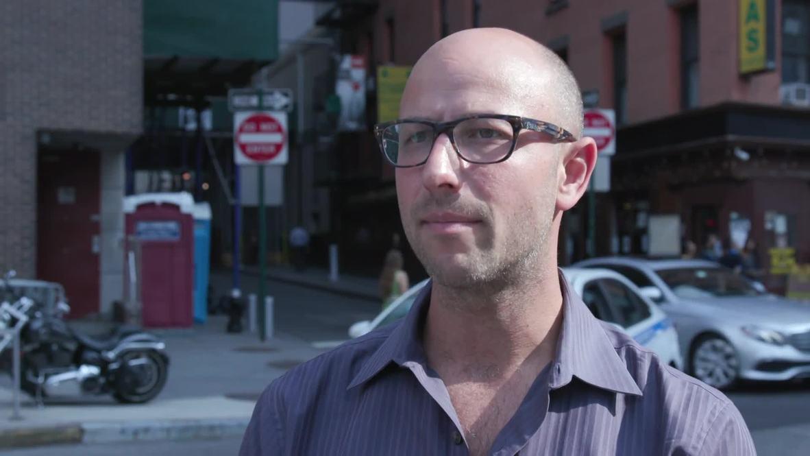 EE.UU.: Las autoridades les fallaron - Padre joven entre los miles que luchan contra el cáncer en el aniversario del 11-S