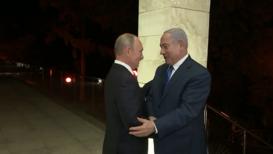 Россия: Поддерживаем регулярные контакты по всем направлениям - Путин на встрече с Нетаньяху