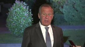 Россия: Большое внимание было уделено двустороннему взаимодействию - Лавров о встрече Путина и Нетаньяху