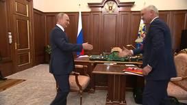 Россия: В день до 15 человек спасаем - глава ФМБА о работе мобильного госпиталя в Иркутской области