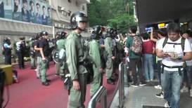 Hong Kong: Manifestantes a favor y en contra de Pekín organizan protestas encontradas