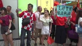 Hong Kong: Policía realiza arrestos mientras se enfrentan protestas a favor y en contra de Pekín