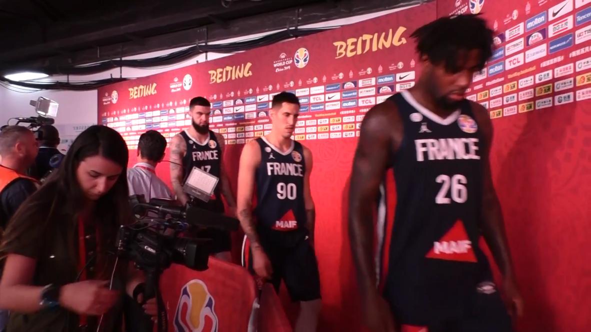 China: Argentina beat France to reach FIBA World Cup final