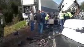 Россия: Семь человек погибли, около 30 пострадали в ДТП с автобусом под Ярославлем