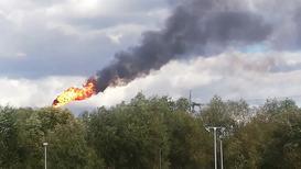 Россия: А у нас в Капотне газ! – на НПЗ в Москве произошел выброс газа