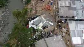 Colombia: Al menos 7 muertos en un accidente de avioneta en Popayán