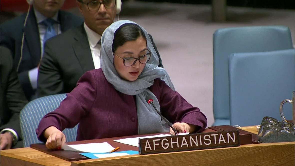 UN: Security Council extends mandate of UN Assistance Mission in Afghanistan