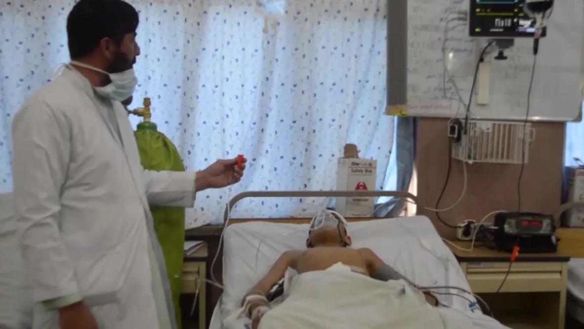 Afghanistan: 20 killed, 90 injured in car bomb attack on hospital in Zabul