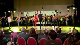 Antonio Banderas showcases 'A Chorus Line' musical preview in Malaga
